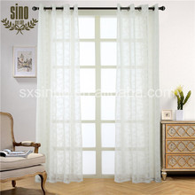 Home Used Polyester Gauze Curtains