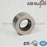 Strong Big Neodymium Magnets 3/4 x 1/8 x 1/4 inch Ring N48 Rare Earth