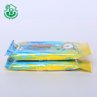 OEM service mini wet wipes bags no alcohol custom baby oil wipes