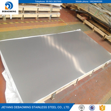 High Strength hot rolled 410 flat galvanized sheet price