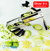 Stainless Steel Home Hand Held Mandolin Vegetable and Fruit Chopper