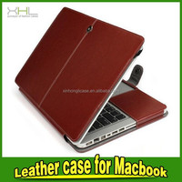 fashion leather case cover For Macbook pro for air for retina