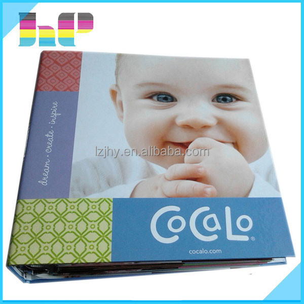2016China Factory Elabrate design Low Price Children /aldut/scenery/wedding photo album/book Printing