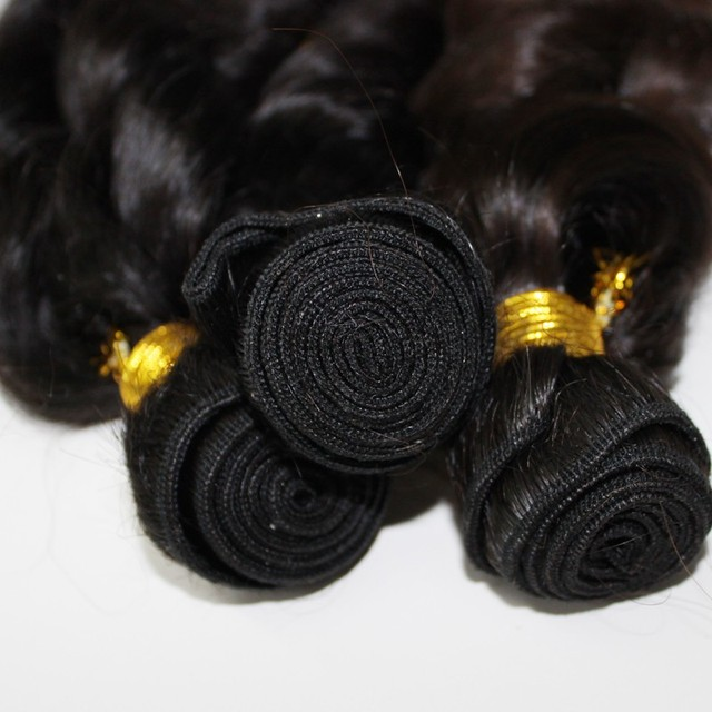 Alibaba Hair Weaving Supplier Malaysian Remy Bundles 100% virgin natural color Afro Curl Wefts hair extensions