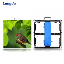 High resolution P6.25 outdoor HD Full color circular led display screen rental