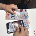 Squishy case for iphone,Last new hot Squishy Finger Pinch 3D toy case for iphone 7