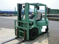 Used TOYOTA Forklift 02-7FD25 <SOLD>