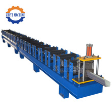 Automatic Rain Gutter Downspout Roll Forming Machinery