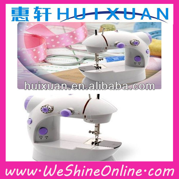 High quality MIni sewing machine / Portable sewing machine / Mini Hand sewing machine