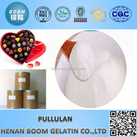 Coating ingredient pullulan powder
