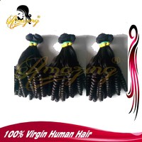 Hot sale Best quality virgin european hair, original london style aunty funmi hair