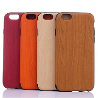 Creative Grain TPU Soft Mobile Phone Case For iPhone 6