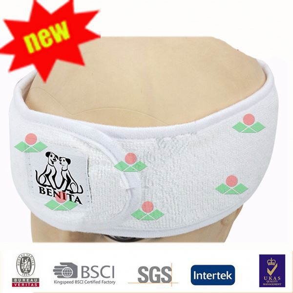 New design china factory direct sale plastic headbands with teeth low price