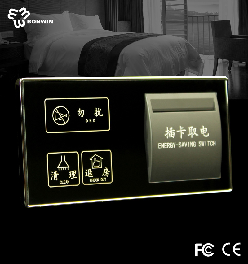 Best zigbee hotel/home metal shell and imported tempered glass touch screen wall switch board
