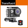 4K mini wifi camera 30M Waterproof 1080p wifi sport camera xdv/Ultra HD 4K Action Camera