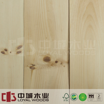 cheap wood veneer laminated wood door knotty pine veneer supplier