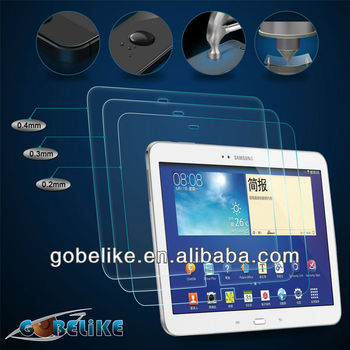 For Samsung note 10.1 Tempered Glass Screen Protector; Privacy, Clear, Matte Screen Protector Manufacture in Shenzhen