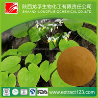 Epimedium Extract Type and Solvent Extraction Extraction Type epimedium 98% icariin
