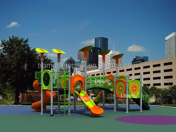 Heavy duty hot sale new desgin garden plastic <strong>slide</strong>