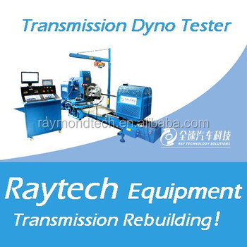 Automatic transmission Dynomometer Tester