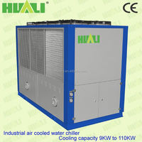 Hot high quality mini refrigerating R22/R407C air-cooling scrol industrial chiller