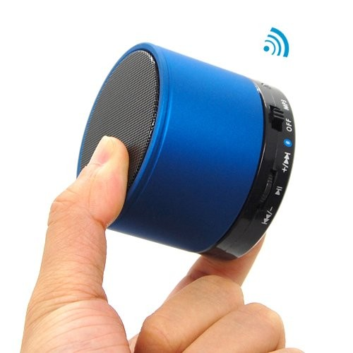 Pactory cheapest wholesale retail super bass wireless portable bluetooth speaker with LED light