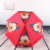 Hot cartoon kid pagoda auto open straight umbrella for Mickey mouse