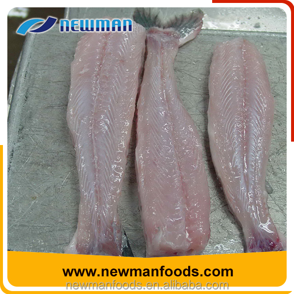 Top quality frozen basa fillets from Vietnam leading factory at low price