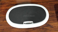Whole Body Ultrathin Vibration plate Crazy fit massager beauty slim exercise machine AMA-009E