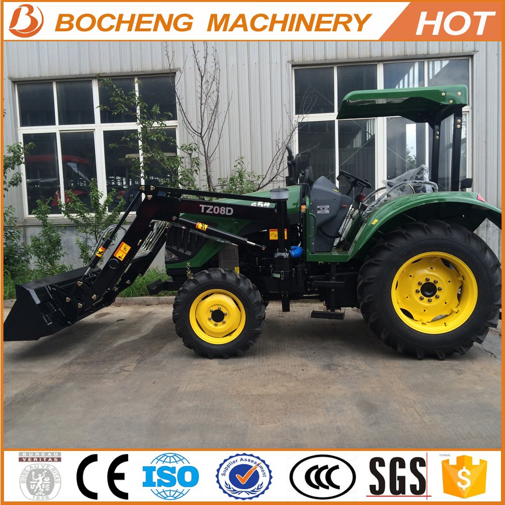 High quality long arm front end loader tractor for sale in best price