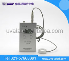 Uvata high precision uv radiometer with easy operation