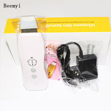 Wholesale home use ultrasonic facial scrubber skin beauty machine
