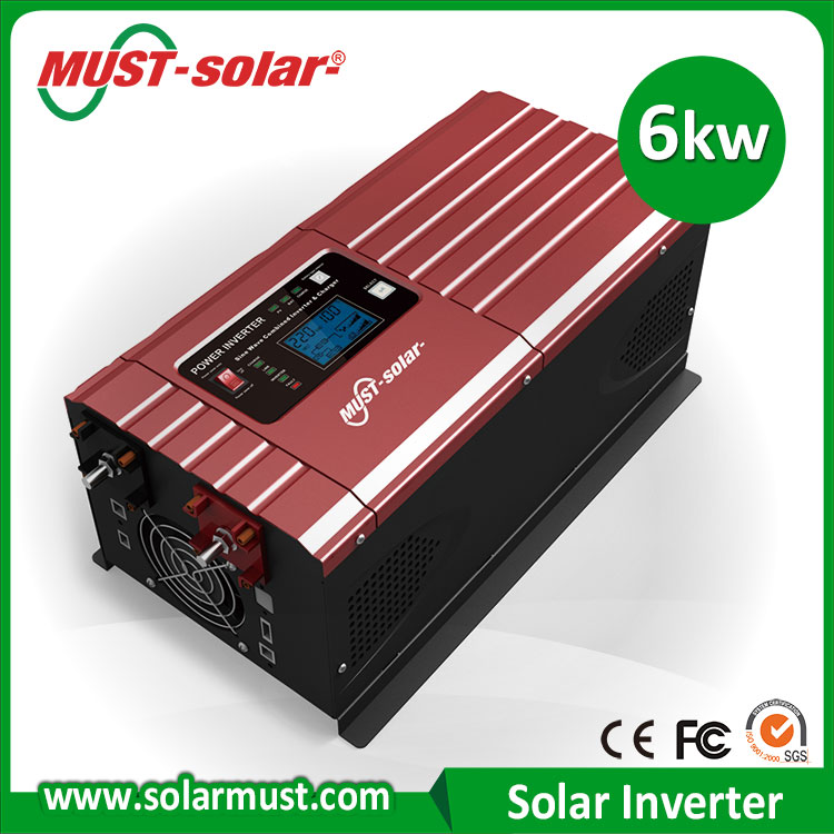 System for Home DC to AC Solar Power High Efficiency Telecom Inverter