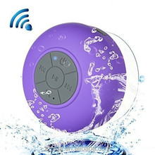 Waterproof New Product 2016 Portable Speaker Bluetooth, OEM Wireless Music Mini Bluetooth Speaker From Alibaba Gold Member