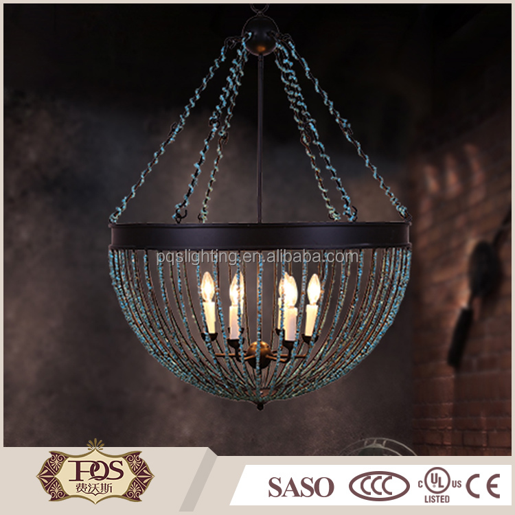 new design custom made luxury kitchen wrought iron chandelier light for home