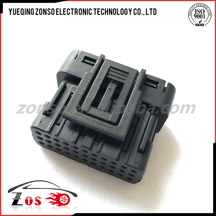 33p ecu female motorcycle connector for toyota