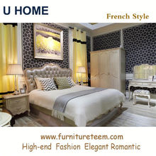 www.furnitureteem.com high end solid wood French style furniture formica bedroom furniture