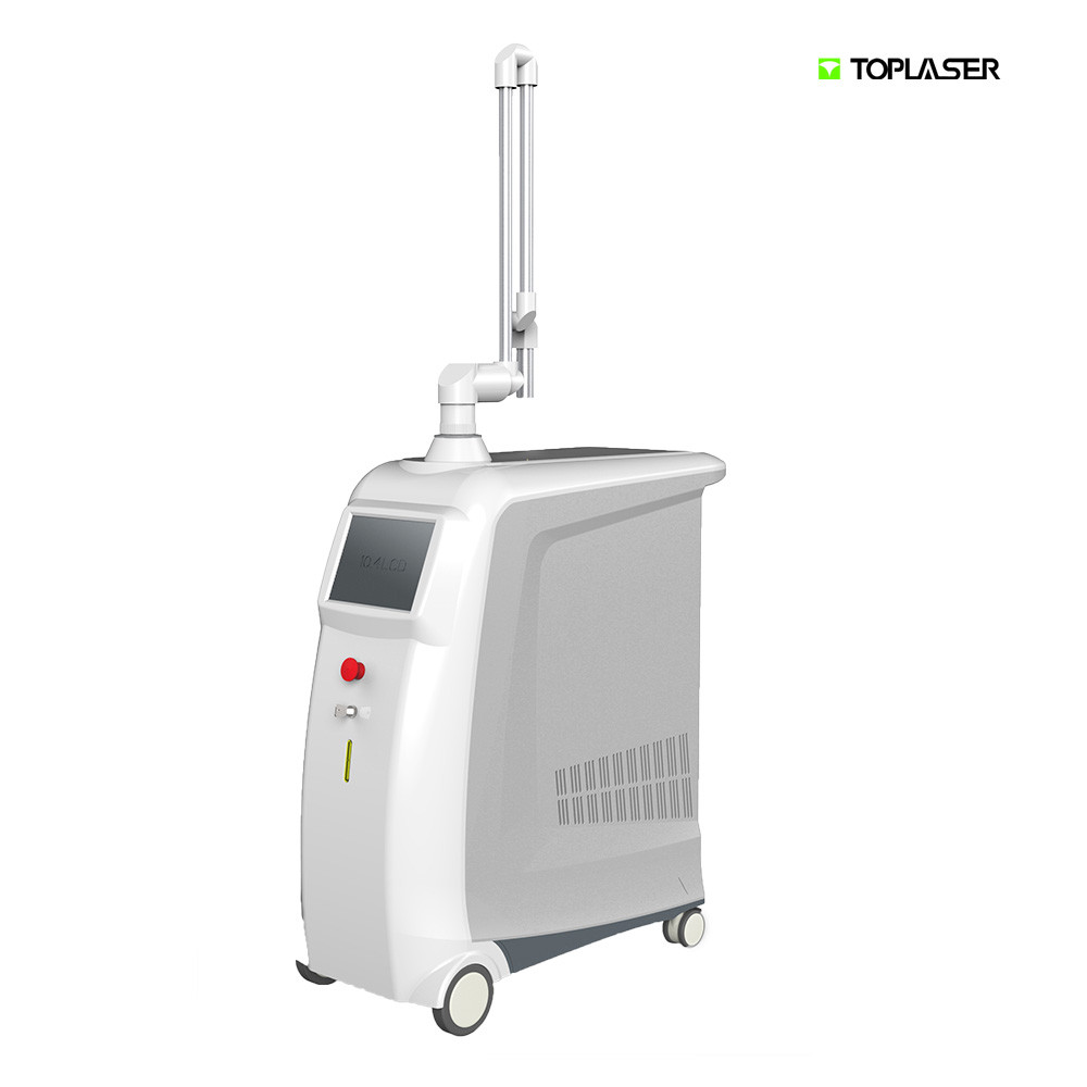 2017 Completely New Technology Toplaser PicoTop Nd: Yag laser Device For Tattoo Pigmentation Remover Salon Beauty Device