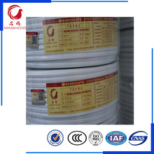 BVVB2*1.5mm PVC insulated twin core copper PVC sheath electric wire manufacturer supplier