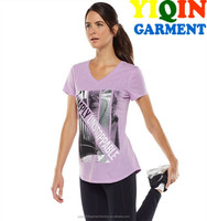 GYM women sports Tshirt
