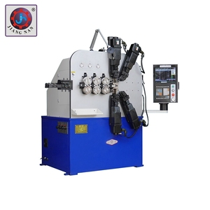 CNC-YH660 Customized wire extension spring coiling making forming machines