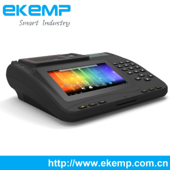 EKEMP P7 Android Lottery Machine And Chinese Supplier sports betting machine for Sale With Touch Screen,3G,WIFI,Printer