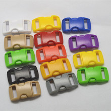 contoured side release buckle,quick release buckle,plastic buckle 10mm