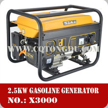 small power 230v excellent quality portable recoil generator
