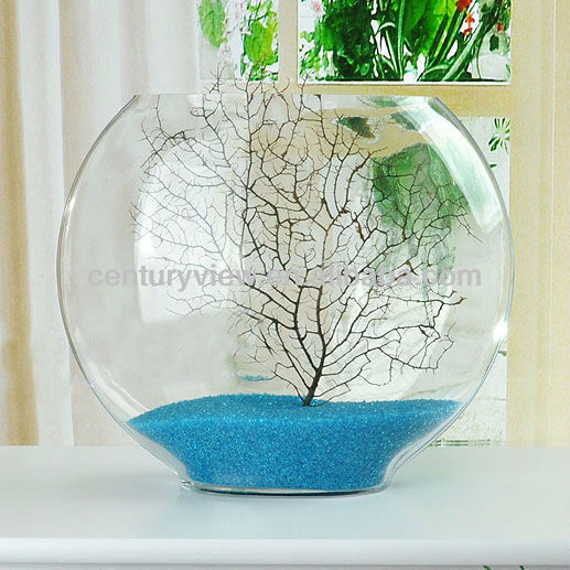 Showpiece For Home Decoration Glass Fish Bowl Wholesale Buy Glass Fish Bowls Wholesale Glass Fish Bowl Home Decotation Product On Alibaba Com