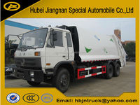 15-18m3 waste compactor truck