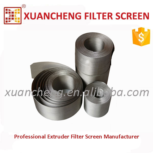 For Extruder SUS 304 Stainless Steel Wire Mesh