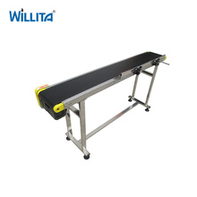 Heat Resistant Rubber Belt Conveyor