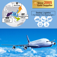 Reliable air cargo freight forwarding agent service