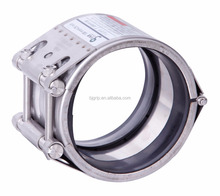 GRIP-R EPDM Repair Coupling Stainless steel Leak Repair Pipe Clamp